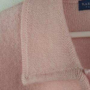 Karen Scott 100% Wool Size Large
